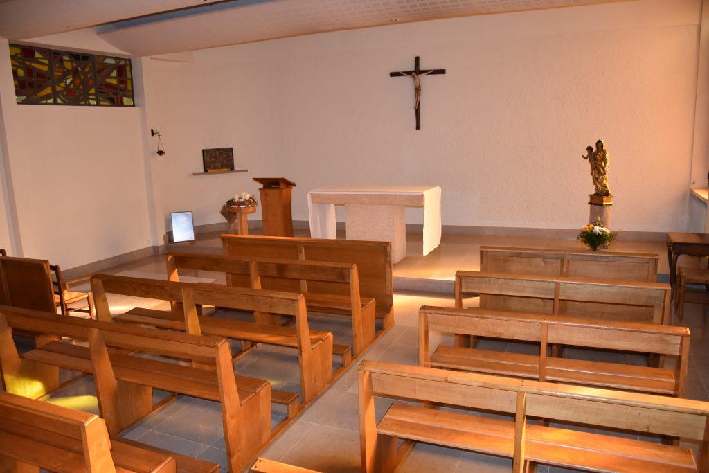 Une chapelle dans chaque lieu